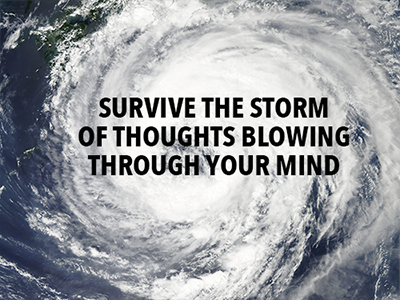 Suriving Mental Storms
