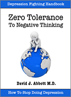 Zero Tolerance to Negative Thinking